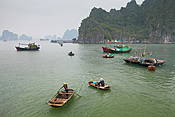 Wietnam - Zatoka Ha Long